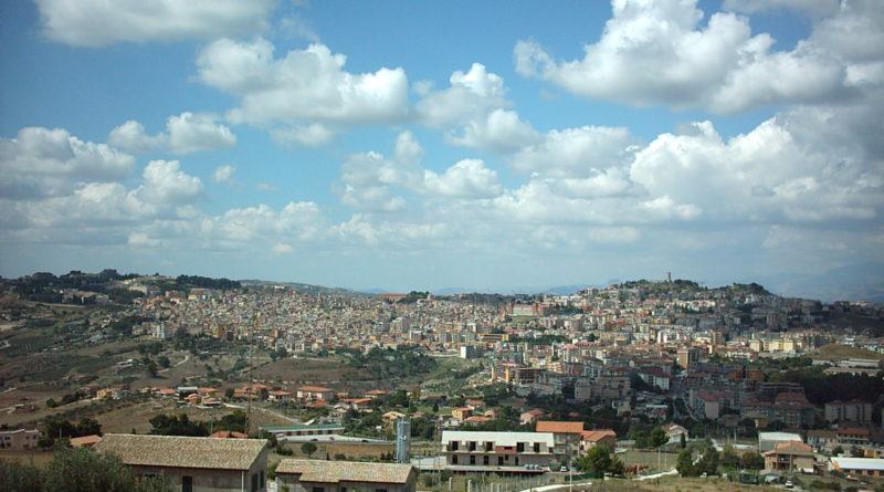 Panorama di San_Cataldo - Caltanissetta