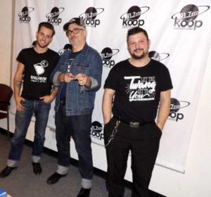 Don Diego Trio - BurningBabylon