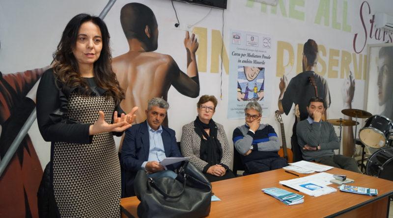 VIDEO. Ufficio di Mediazione penale minorile, riaperto l'Istituto a Caltanissetta