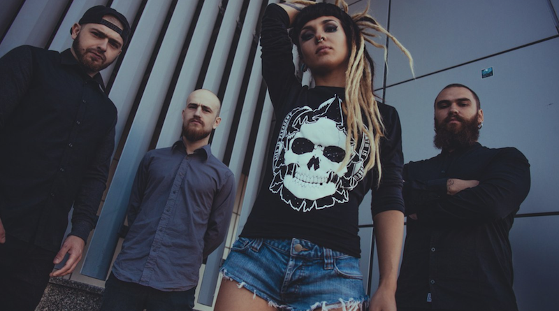 Jinjer, la Groove Metal band di Napalm Records