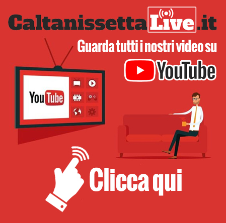 CaltanissettaLive su YouTube