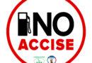 """Campagna """"No accise"""", Tanasi (Codacons): """"Su ogni litro di benzina tasse pesano per il 62,3%"""""""