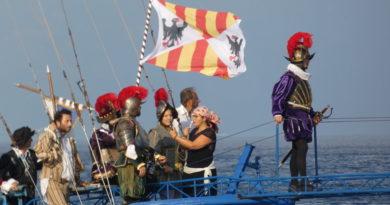 Lo Spettacolare Sbarco di Don Giovanni d'Austria a Messina