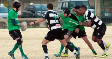 Nissa Rugby superata in trasferta dalla Syrako; buona prova dei gemelli nisseni Calì