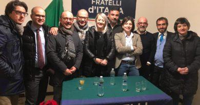 Fratelli d'Italia Caltanissetta,  inaugurata sede cittadina