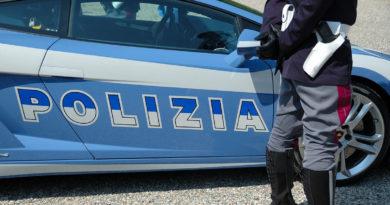 """Caltanissetta, """"sospetti spacciatori in via Palestro"""", segnalazione pervenuta alla sala operativa della Questura attraverso l'applicazione YouPol"""