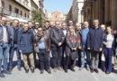 """VIDEO. Centro commerciale naturale """"Centro storico"""", incontro con il candidato sindaco Salvatore Licata"""