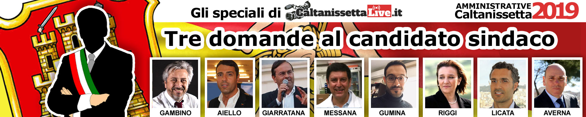 speciale caltanissetta amministrative 2019