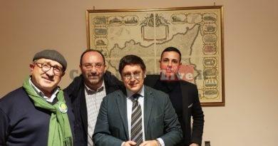 """La federazione dei """"Verdi"""" siciliani sostiene la candidatura di Salvatore Messana"""