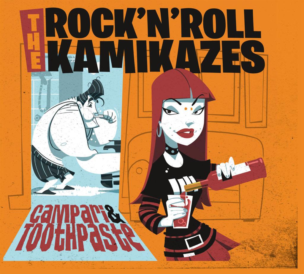 rock'n'roll kamikazes