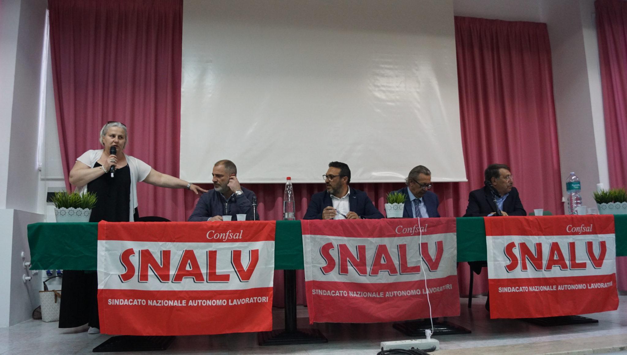 Snalv confsal, assemblea il 21 maggio a tutela degli ex Rmi, ridare dignità al lavoratore