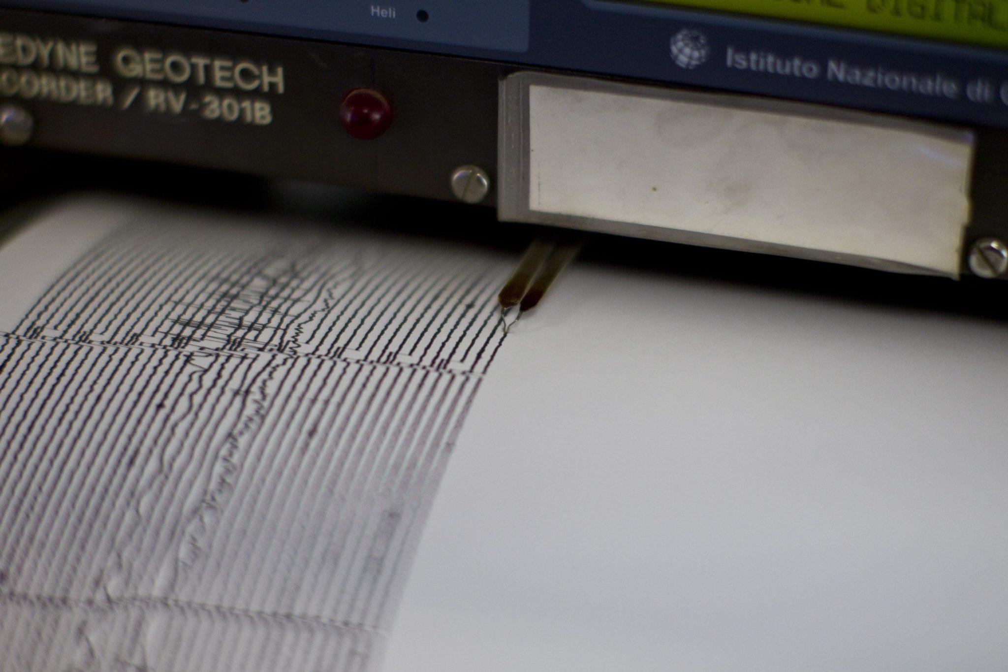 Terremoto, trema la terra nel Nisseno: scossa di magnitudo 2.8