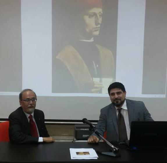 Intervista. Gli studi del serradifalchese Giuseppe Petix su Leonardo diventano una tesi di laurea