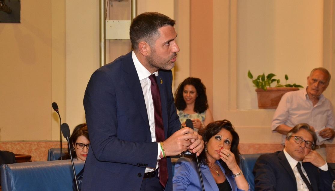 """Aiello (Lega):  """"Il bilancio venga rispedito al mittente affinchè elimini l'aumento Tari"""""""