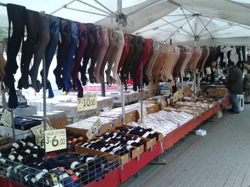 Caltanissetta, mercatino settimanale del sabato: trasferimento entro settembre in via Ferdinando I