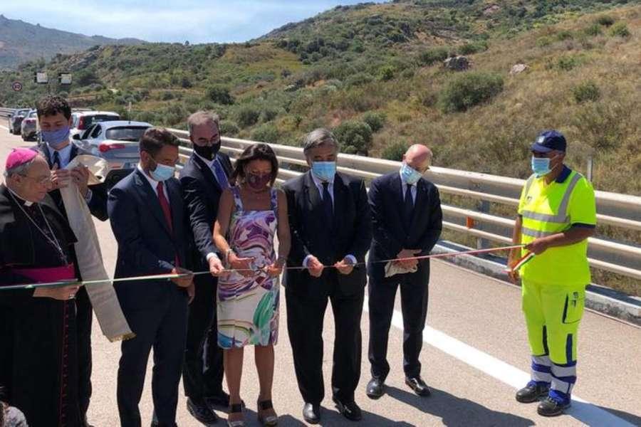 Viabilità. Riapre il viadotto Himera dopo cinque anni